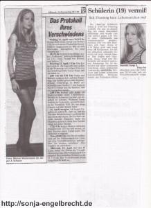 Sonja Engelbrecht TZ 25-5-95