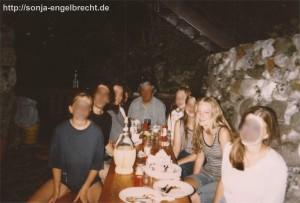 Sonja und Freundinnen 1994